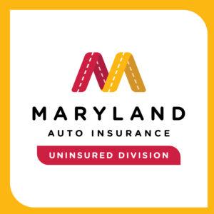Maryland Auto Insurance Uninsured Division Logo